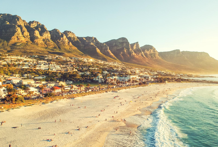 Start your travels in Cape Town